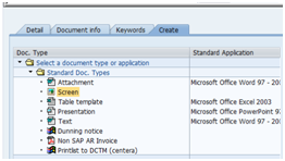 Add image to ALV report via OAOR SAP transaction, can also