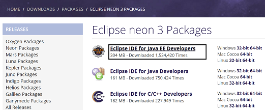 download the eclipse ide for sap development rh erpworkbench com ABAP Basics ABAP Tutorial