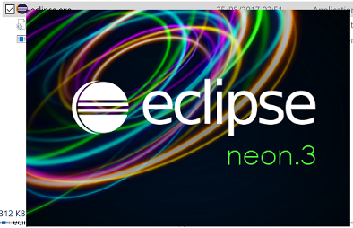Download the eclipse IDE for SAP development