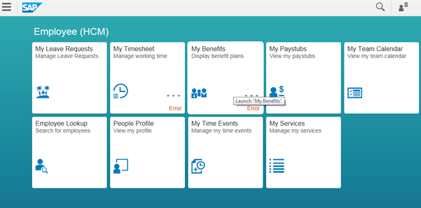 Setup an SAP Fiori app so that it can be accessed via the