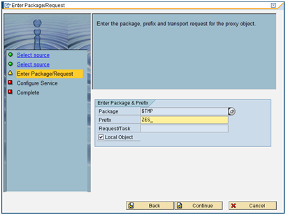 Consume a Web Service using ABAP and SE80