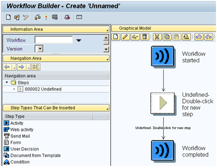 Create basic SAP Workflow