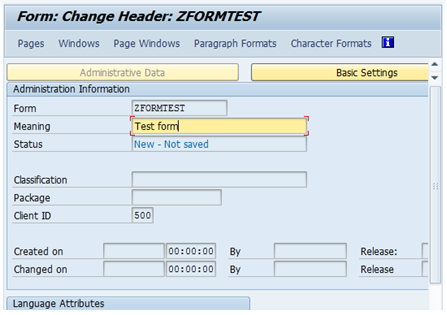 how to create new workorder in sap